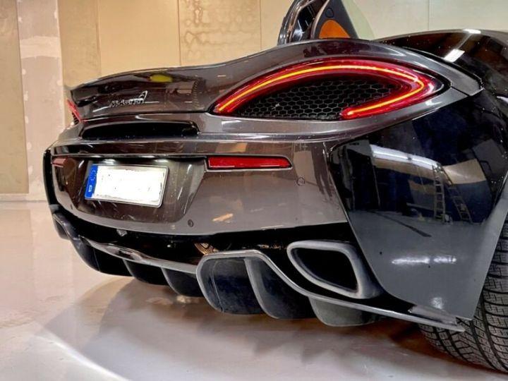 McLaren 570S # Inclus Carte Grise, Malus écologique et livraison à votre domicile # Noir Peinture métallisée - 11