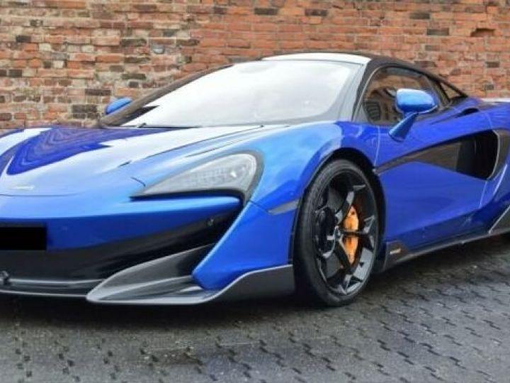 McLaren 600LT Vega blue - 1