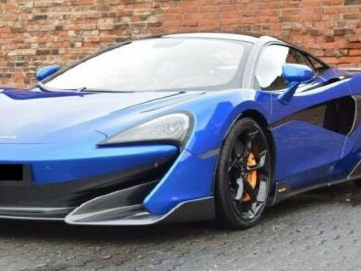 McLaren 600LT Vega blue - 2