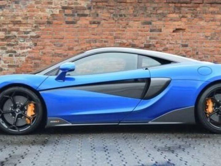 McLaren 600LT Vega blue - 3