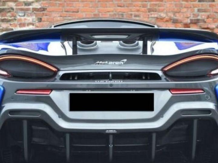 McLaren 600LT Vega blue - 6