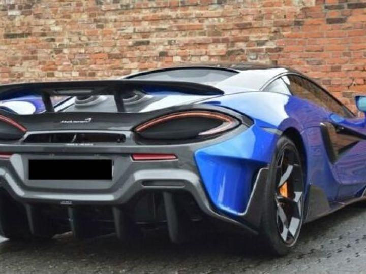 McLaren 600LT Vega blue - 8