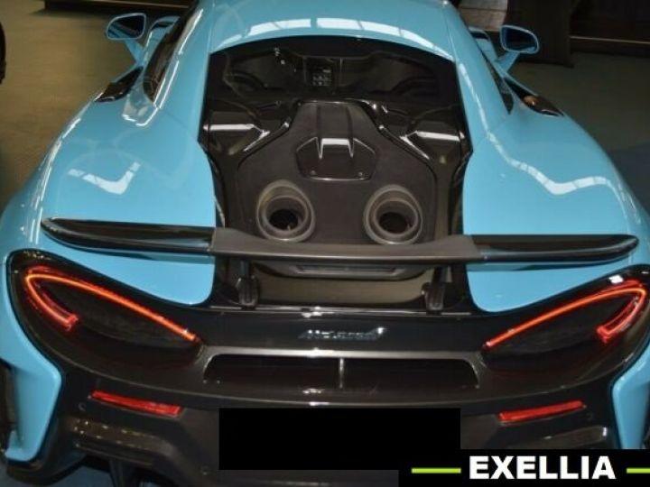 McLaren 600LT Coupé BLEU PEINTURE METALISE Occasion - 1