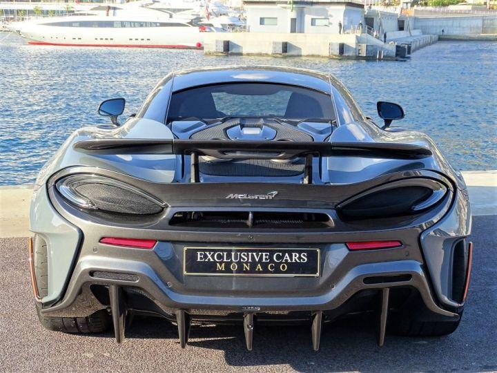 McLaren 600LT  COUPE 3.8 V8 600 CV FULL CARBONE - MONACO Gris Chicane Effect - 6