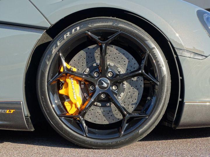 McLaren 600LT  COUPE 3.8 V8 600 CV FULL CARBONE - MONACO Gris Chicane Effect - 20