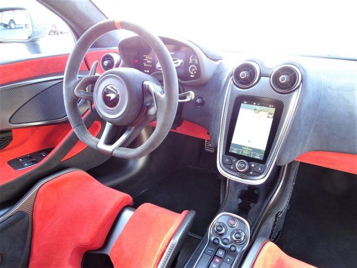 McLaren 600LT  COUPE 3.8 V8 600 CV FULL CARBONE - MONACO Gris Chicane Effect - 11