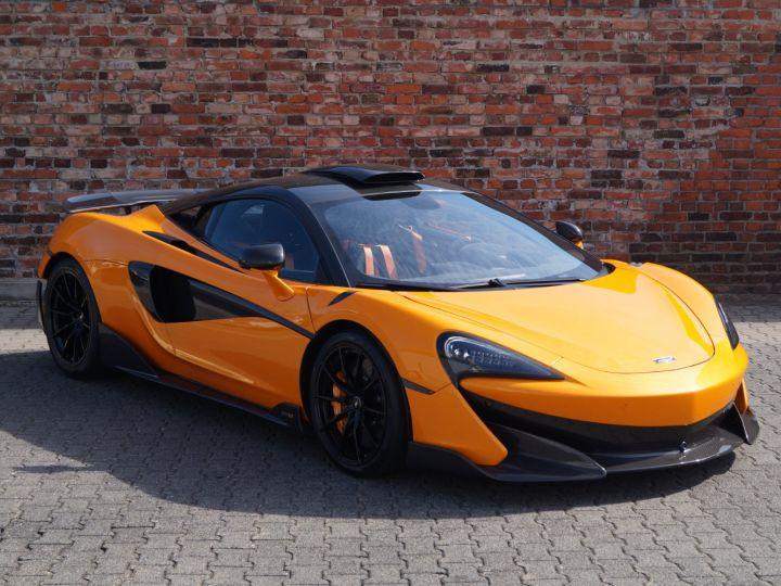 McLaren 600LT McLaren 600 LT MSO Roof Scoop Orange - 1