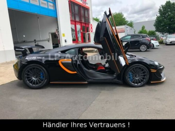 McLaren 620R Onyx Black Noir Onyx - 6