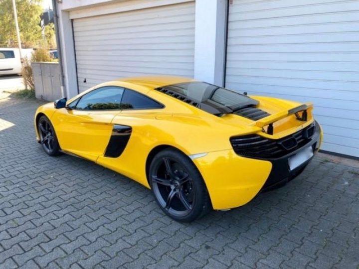 McLaren 650s coupé elite volcano jaune - 3