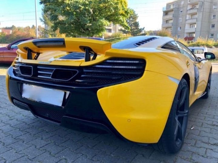 McLaren 650s coupé elite volcano jaune - 5