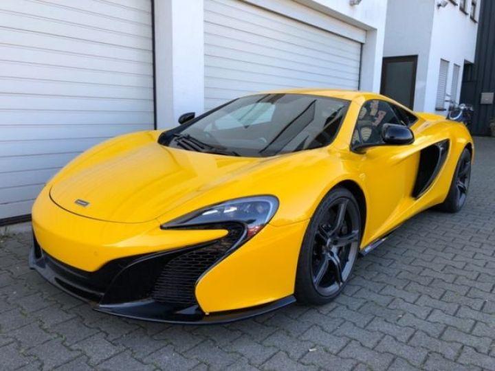 McLaren 650s coupé elite volcano jaune - 7