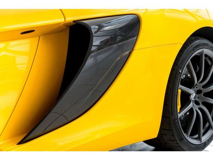 McLaren 650s FULL CARBON JAUNE - 5