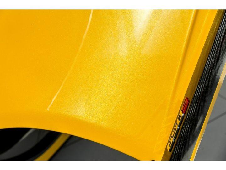 McLaren 650s FULL CARBON JAUNE - 17