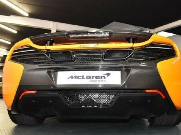 McLaren 650S Pack carbone intérieur Mc Laren Orange - 3