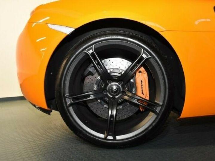 McLaren 650S Pack carbone intérieur Mc Laren Orange - 4