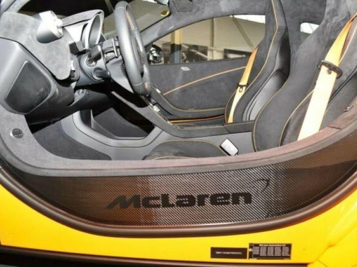 McLaren 650S Pack carbone intérieur Mc Laren Orange - 7