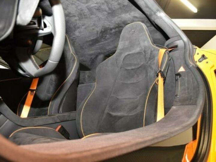 McLaren 650S Pack carbone intérieur Mc Laren Orange - 8