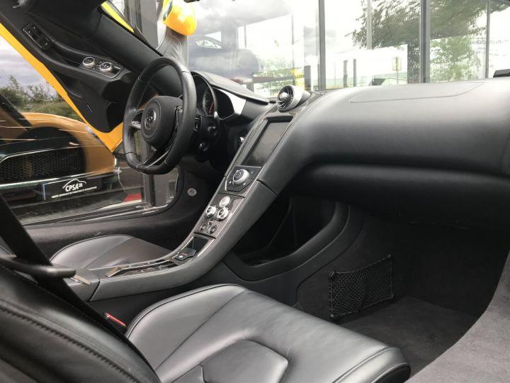 McLaren 650S Spider 3.8 V8 650 Jaune Nacré - 21