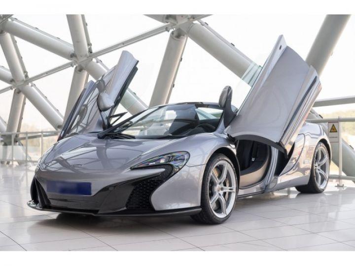 McLaren 650s spider 3.8l V8 Gris  - 1