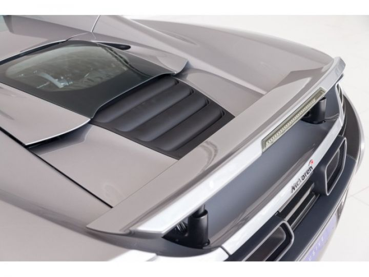 McLaren 650s spider 3.8l V8 Gris  - 7