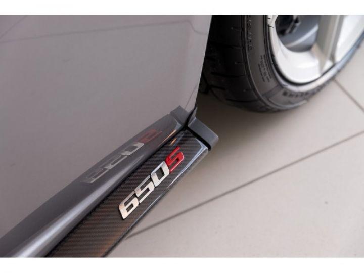 McLaren 650s spider 3.8l V8 Gris  - 9
