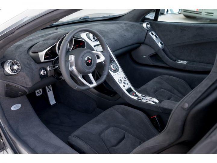 McLaren 650s spider 3.8l V8 Gris  - 11