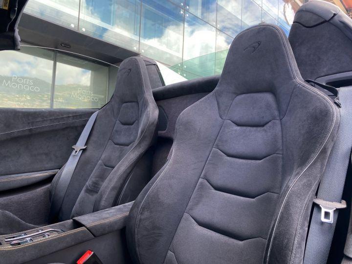 McLaren 650S Spider V8 - MONACO Blanc  - 10