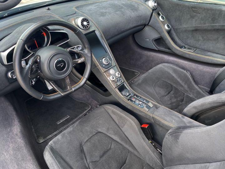 McLaren 650S Spider V8 - MONACO Blanc - 6