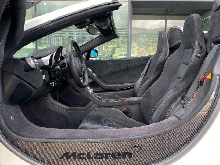 McLaren 650S Spider V8 - MONACO Blanc - 7