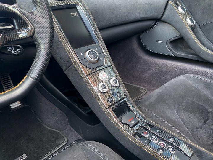 McLaren 650S Spider V8 - MONACO Blanc - 9