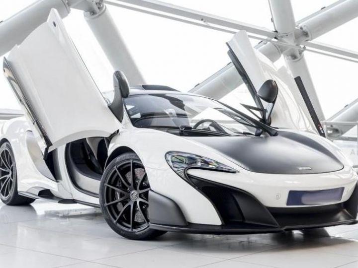 McLaren 675 LT BLANC - 1