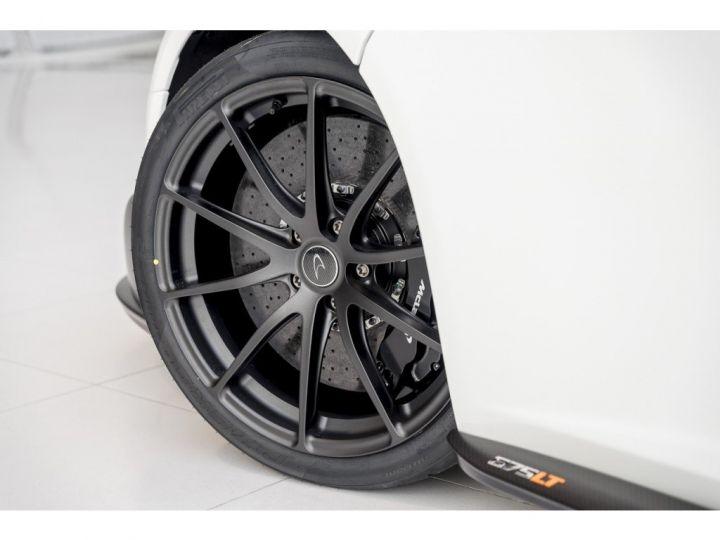 McLaren 675 LT BLANC - 5