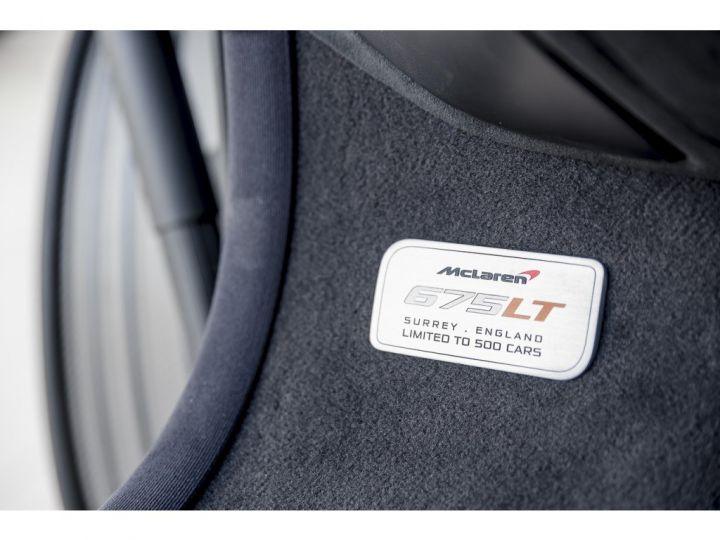 McLaren 675 LT BLANC - 11