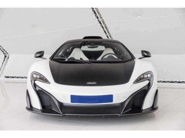 McLaren 675 LT BLANC - 13