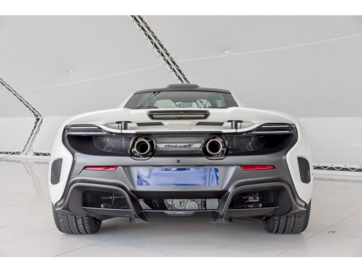 McLaren 675 LT BLANC - 14