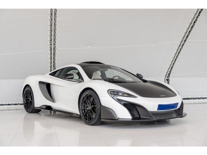 McLaren 675 LT BLANC - 16