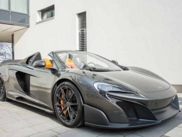 McLaren 675LT 1 of 500#Pack carbone Storm Grey métal - 5