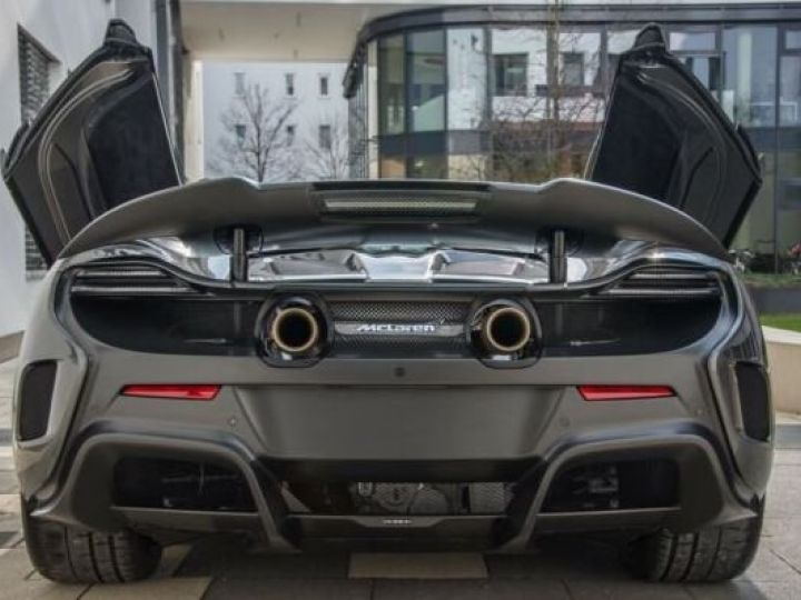 McLaren 675LT 1 of 500#Pack carbone Storm Grey métal - 6