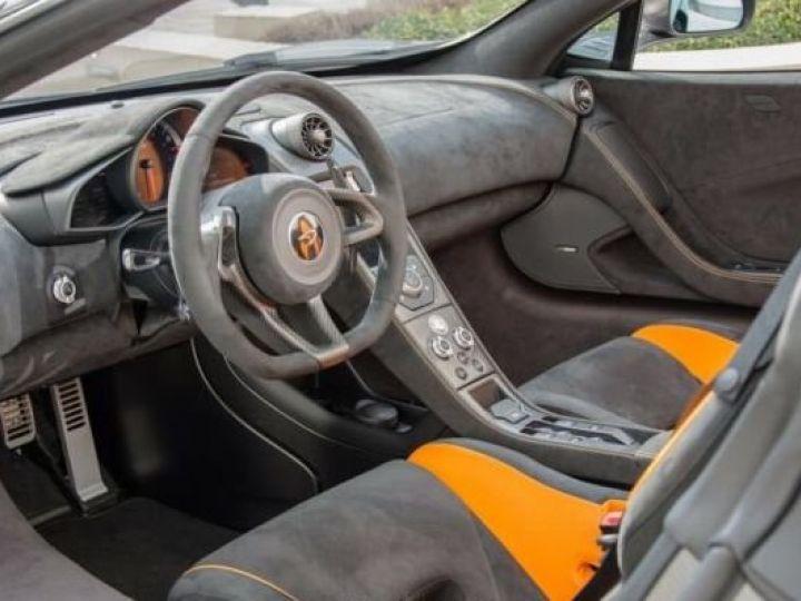 McLaren 675LT 1 of 500#Pack carbone Storm Grey métal - 13