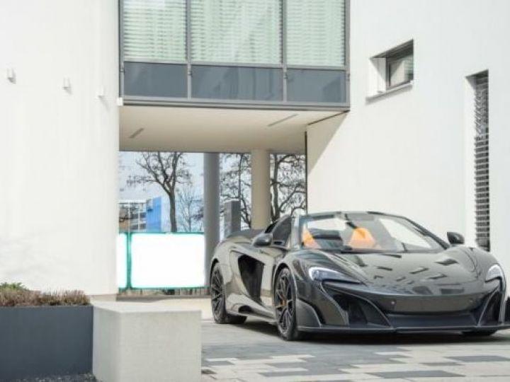 McLaren 675LT 1 of 500#Pack carbone Storm Grey métal - 15