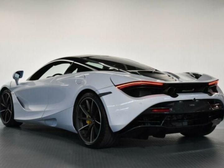 McLaren 720S Coupé Luxury Glacier White - 5