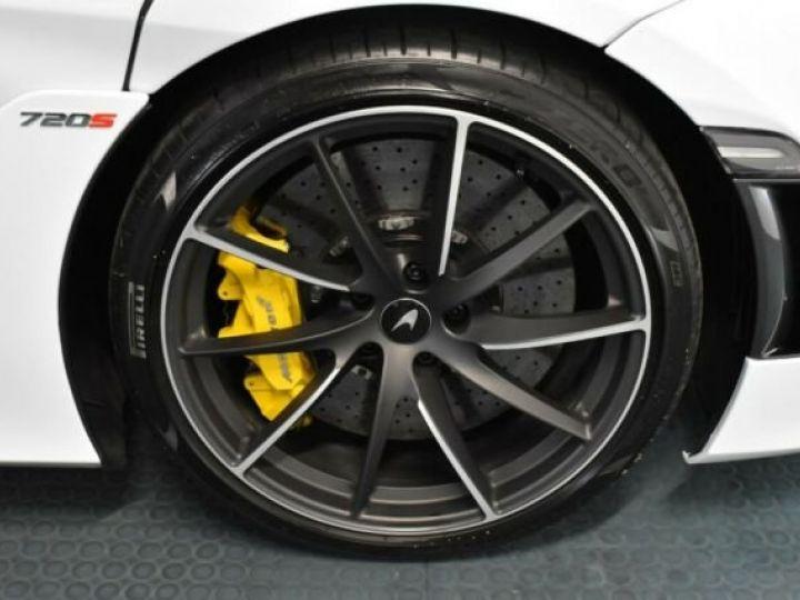 McLaren 720S Coupé Luxury Glacier White - 7