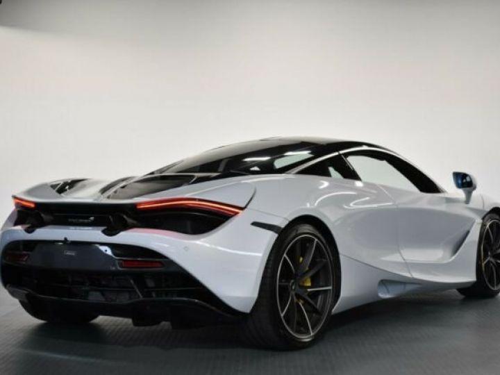 McLaren 720S Coupé Luxury Glacier White - 12