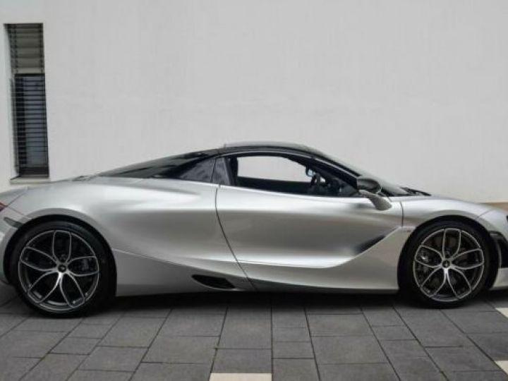 McLaren 720S Spider#pack Performance#pack carbone#MSO Shift Supernova Silver métal - 5
