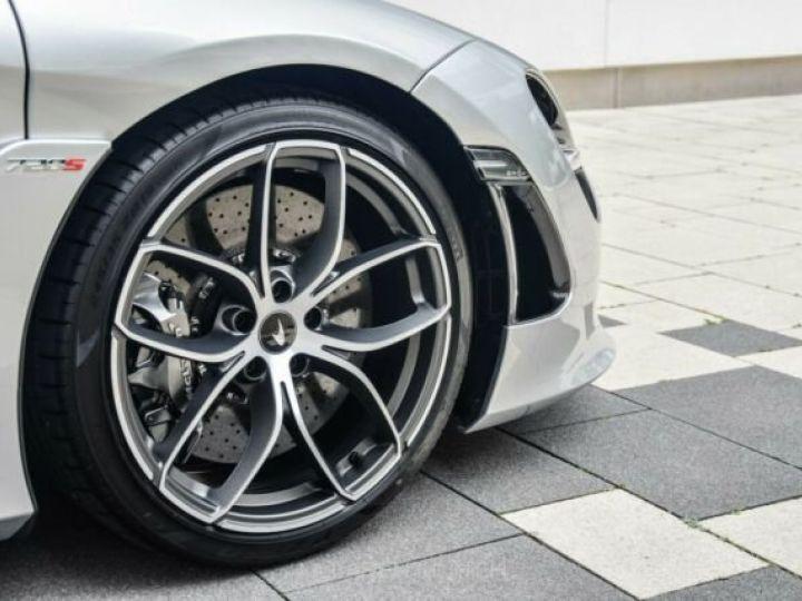 McLaren 720S Spider#pack Performance#pack carbone#MSO Shift Supernova Silver métal - 9