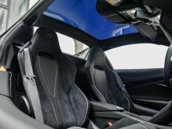 McLaren 720S Spider#pack Performance#pack carbone#MSO Shift Supernova Silver métal - 13
