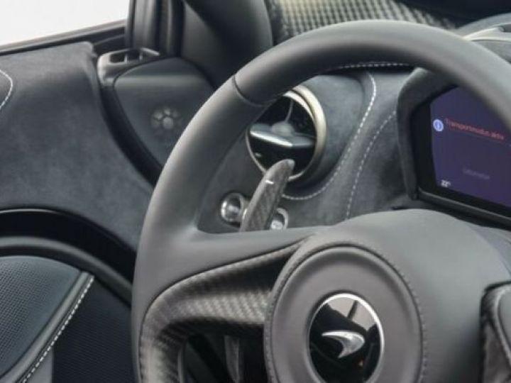 McLaren 720S Spider#pack Performance#pack carbone#MSO Shift Supernova Silver métal - 16