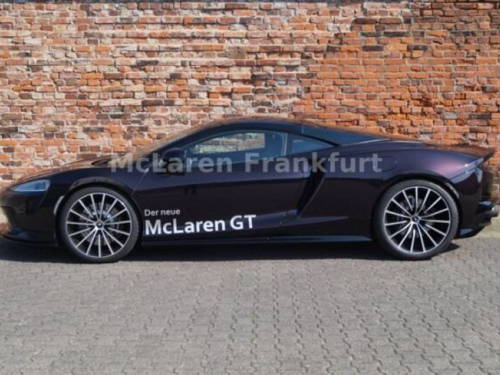 McLaren GT Quarz métal - 4