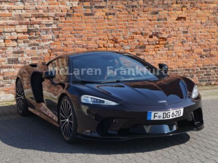 McLaren GT Quarz métal - 5