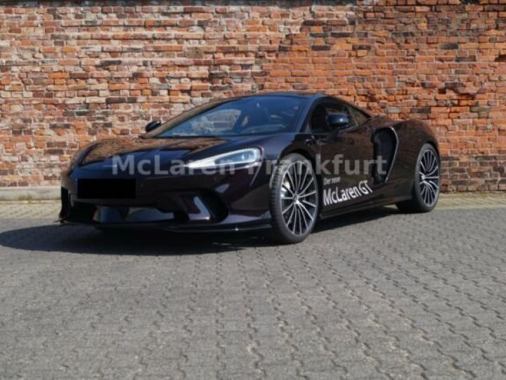 McLaren GT Quarz métal - 9